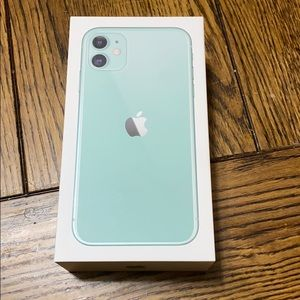 iPhone 11 box ONLY